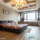 现代小户型卧室吊顶装修效果图大全