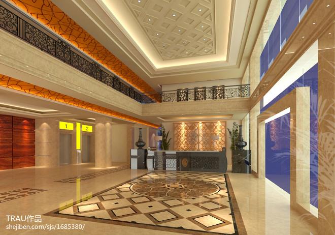 星级酒店设计效果图集