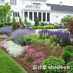 别墅花园景观设计图片汇总