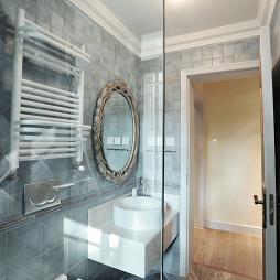 中式简约卫浴装修设计