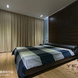 臥室遮陽簾裝修圖片