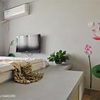 混搭风格卧室榻榻米设计