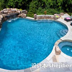 最新泳池砖效果图欣赏
