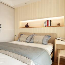 混搭两室两厅卧室装修效果图大全