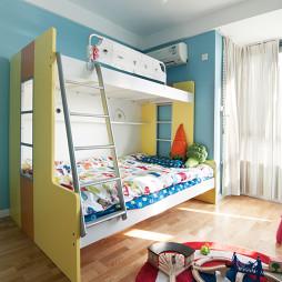 混搭三室两厅儿童房装修图片