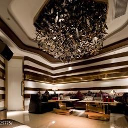 菲芘异次元酒吧吊顶设计