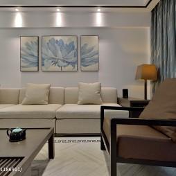 中式风格客厅背景墙图片