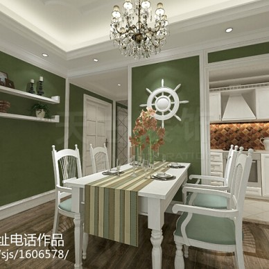 重庆南岸区口碑最好的装修公司设计案例_1516627