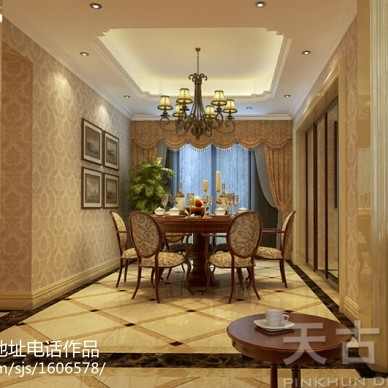 重庆杨家坪性价比最好的装修公司|天古设计案例_1517537
