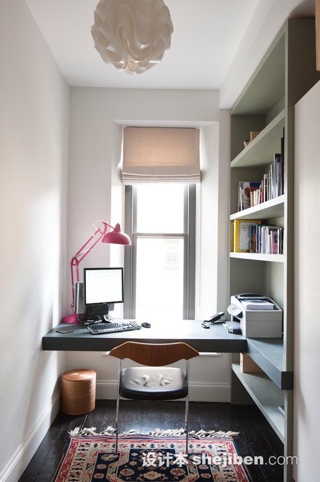 生活资讯_儿童房飘窗改书桌设计图片 – 设计本装修效果图