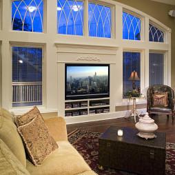 大厅电视背景墙图片大全