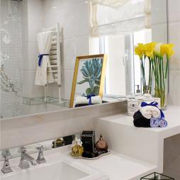 欧式风格卫浴设计图