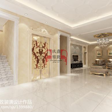 【尊贵】 津南新城别墅设计方案_1527869