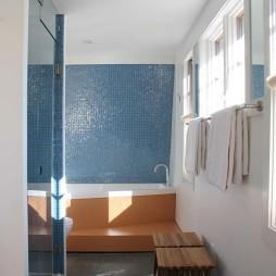 家装马赛克卫生间效果图欣赏