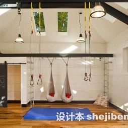 家庭健身房效果图片汇总欣赏