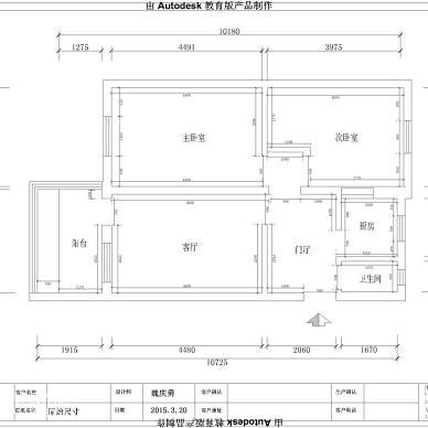 济南工业北老房子改造_1559583