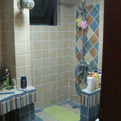 卫浴装饰砖装修效果图
