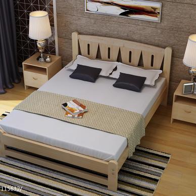 星港床垫效果图图片