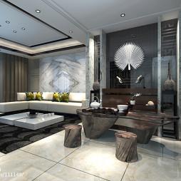 现代简约流行家具装修设计方案展示