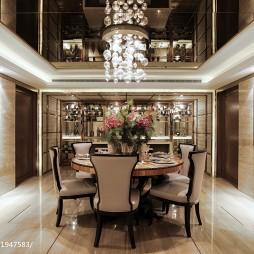 最新混搭风格客厅吊顶设计图大全
