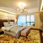 欧式风格卧室榻榻米装修设计