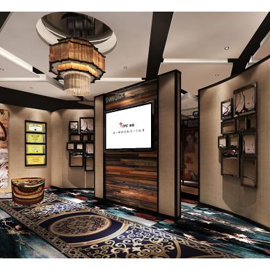 地毯旗舰店设计