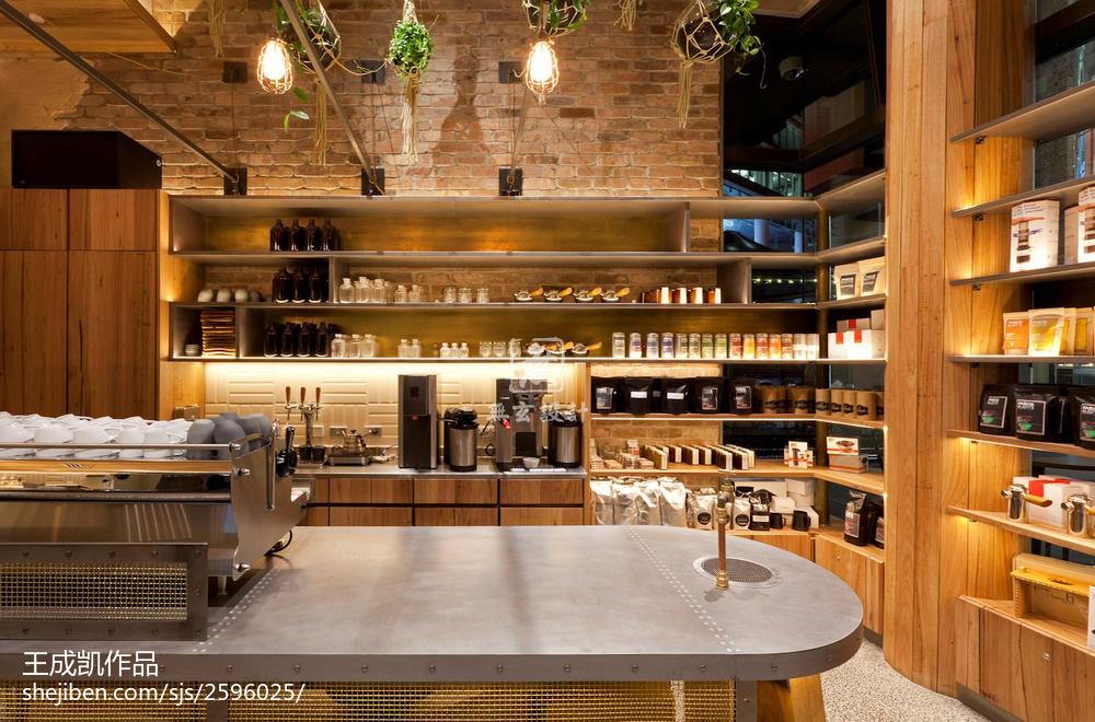 小型咖啡店图片_咖啡馆设计图片_咖啡店设计案例_咖啡店设计风格_设计本专题