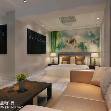 宾馆空间设计效果图片欣赏