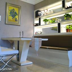 现代家装餐厅装修图设计
