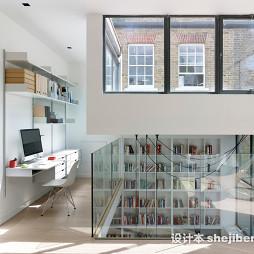 阁楼书房装修设计