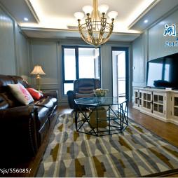 最新欧式客厅装修效果图大全