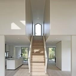 楼梯间圣保罗地板装修效果图
