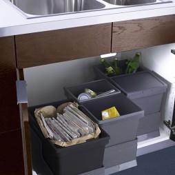 厨房塑料收纳盒图片欣赏