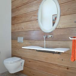 最新厕所陶瓷洗手盆图片