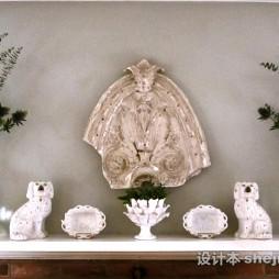 陶瓷饰品设计效果图片