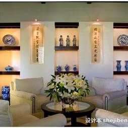 最新中国风陶瓷饰品效果图