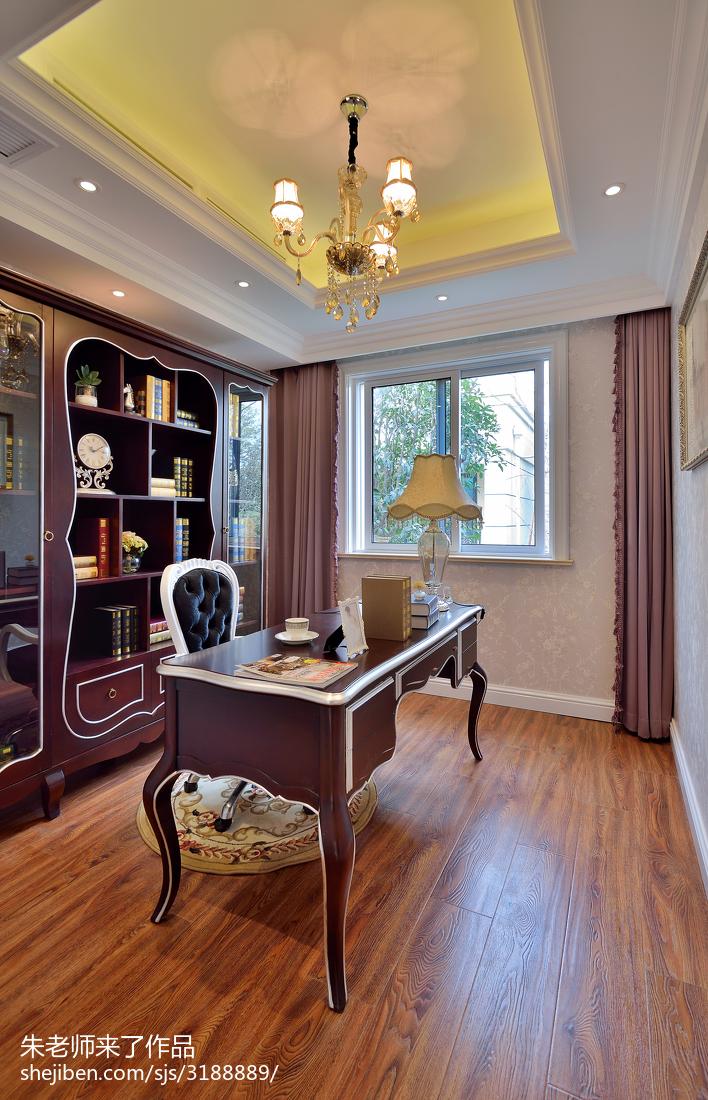 欧式家装样板间_欧式房屋装修样板间设计 – 设计本装修效果图