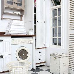 洗衣柜效果图片欣赏
