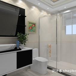 心海伽蓝浴室柜效果图图库