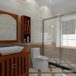 心海伽蓝浴室柜效果图大全