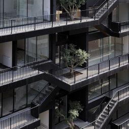 锌钢阳台护栏效果图集欣赏