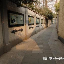 学校文化墙设计效果图片