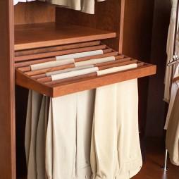 衣柜裤架效果图集欣赏