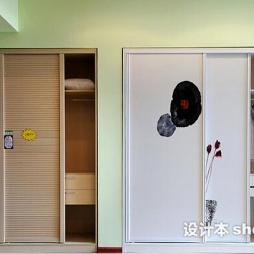 移门衣柜效果图图片欣赏