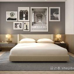 酒店床垫效果图集