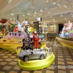 玩具商场效果图欣赏