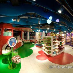 玩具商场效果图片欣赏