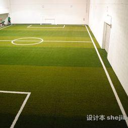 室内足球场效果图集大全
