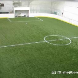 室内足球场效果图片欣赏