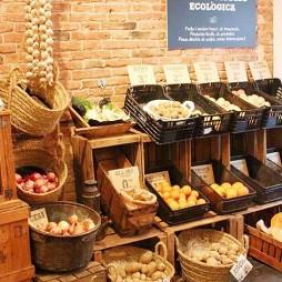 水果蔬菜超市效果图库